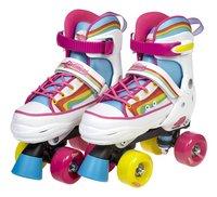 Optimum patins à roulettes Rainbow-Côté droit