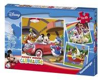 Ravensburger puzzle 3 en 1 Tout le monde aime Mickey-Avant