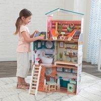 KidKraft maison de poupées en bois Marlow - H 112 cm-Image 2
