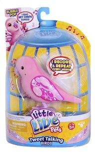 Little Live Pets Tweet Talking Bird Bubble Pop-Vooraanzicht