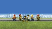 LEGO City 60198 Vrachttrein-Afbeelding 5