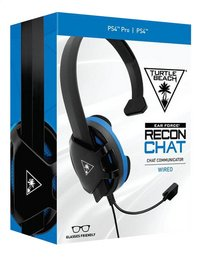 Turtle Beach headset Recon Chat PS4-Linkerzijde