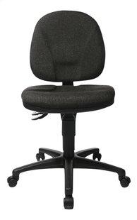 Topstar bureaustoel Point 10 zwart-Vooraanzicht