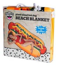 BigMouth handdoek Hot Dog Beach Blanket B 94 x L 216 cm-Rechterzijde