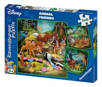 Ravensburger 3-in-1 puzzel Animal Friends