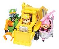 PAW Patrol Ultimate Rescue Rubble Bulldozer-Afbeelding 1