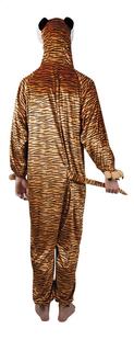 Verkleedpak tijger tiener-Achteraanzicht
