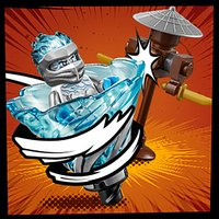 LEGO Ninjago 70683 Spinjitzu Slam - Zane-Afbeelding 3