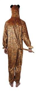 Verkleedpak tijger volwassenen-Achteraanzicht