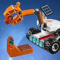 LEGO City 60226 Mars onderzoeksshuttle-Afbeelding 6