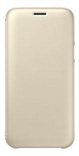 Samsung foliocover Galaxy J5 2017 goud
