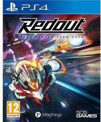 PS4 Redout ENG
