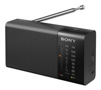 Sony radio portable ICF-P36-Côté droit