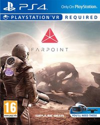 PS4 Farpoint VR ENG/FR