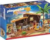 Playmobil Christmas 5588 Grote kerststal
