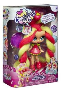 Candylocks Deluxe Doll Straw Mary - 17 cm-Linkerzijde