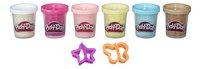 Play-Doh Confetti-commercieel beeld