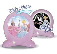 Go Glow wekker Princess-Vooraanzicht