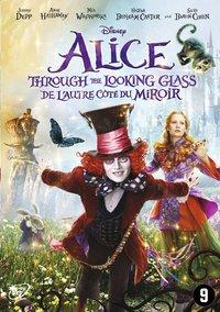 DVD Disney Alice De l'autre côté du miroir
