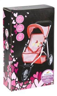 DreamLand Trike Jogger pour poupées-Avant