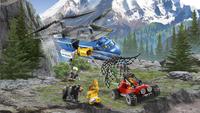 LEGO City 60173 Bergarrestatie-Afbeelding 2