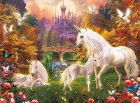 Ravensburger puzzle Les licornes magiques-Avant