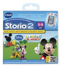VTech Sotrio 2 jeu La maison de Mickey