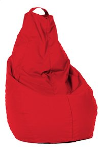Zitzak Peer rood