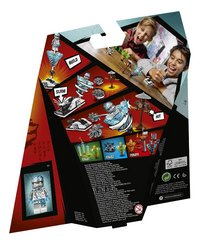 LEGO Ninjago 70683 Spinjitzu Slam - Zane-Achteraanzicht