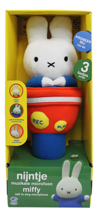 Miffy talk to sing microphone NL-Avant