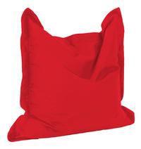 Zitzak Sitbox rood-commercieel beeld