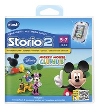 VTech Storio 2 spel Mickey Mouse Clubhuis
