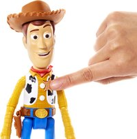 Figurine articulée Toy Story 4 True Talkers - Woody-Image 1