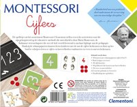 Montessori - Cijfers-Achteraanzicht