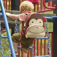 Skip*Hop rugzak Zoo Packs aap-Afbeelding 1