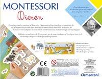 Montessori - Dieren-Achteraanzicht