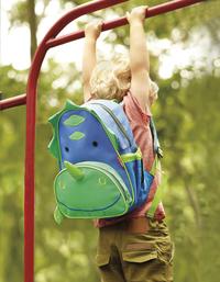 Skip*Hop sac à dos Zoo Packs dinosaure-Image 1