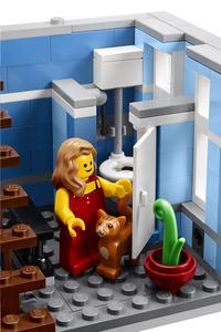 LEGO Creator 10246 Le bureau du détective-Détail de l'article