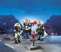 Playmobil City Action 5366 Unité de pompiers-Image 1