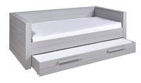 Canapé-lit Dennis gris béton-Détail de l'article