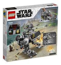 LEGO Star Wars 75234 AT-AP Walker-Achteraanzicht