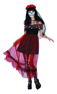 Célèbre Halloween habillé en élégante mais effrayante señorita avec ce costume Day of the Dead ! Chasse les autres en dansant ! Olé !