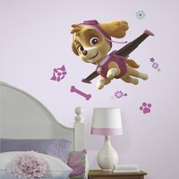 Muurstickers PAW Patrol Skye Flying