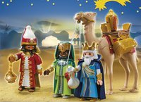 Playmobil Christmas 5589 3 koningen met cadeaus-Afbeelding 1