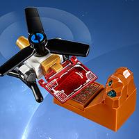 LEGO City 60226 Mars onderzoeksshuttle-Afbeelding 1