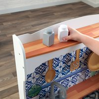 KidKraft cuisine en bois Mosaic Magnetic Play-Image 7