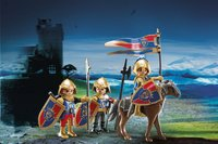 Playmobil Knights 6006 Chevaliers du Lion Impérial-Image 1