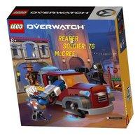 LEGO Overwatch 75972 Dorado Showdown-Rechterzijde