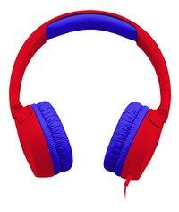JBL hoofdtelefoon JR300 Kids rood-Vooraanzicht