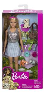 Barbie speelset met huisdieren-Vooraanzicht